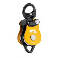 Doouble swivel pulley Petzl