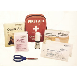 First aid kit harness